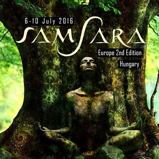 Dhamika LIVE @ Samsara Festival Europe 2nd Edition 2016