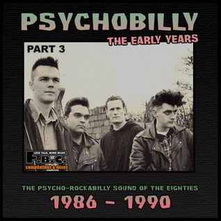 Psychobilly: Early Years # 3