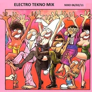 ElectroTeknoRockNixoMix 2011