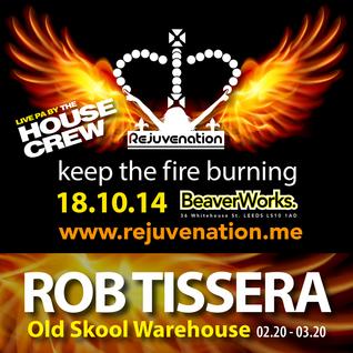 Rob Tissera - Burning