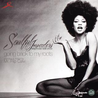 Soulful Invaders   deephouse radio show   GBTMR - Mr Flip Calvi