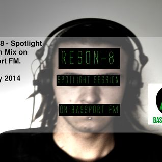 ReSon-8 - BassPort FM Spotlight Session Mix 23/05/2014