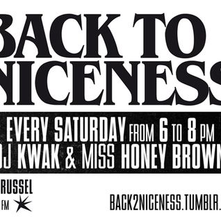 BACK TO NICENESS 16/07/11