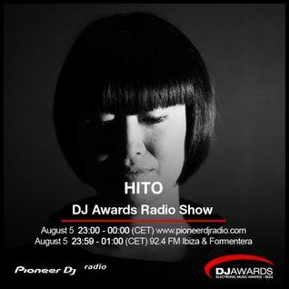 DJ Awards 2016 Radio Show #006 (Hito Guest Mix)