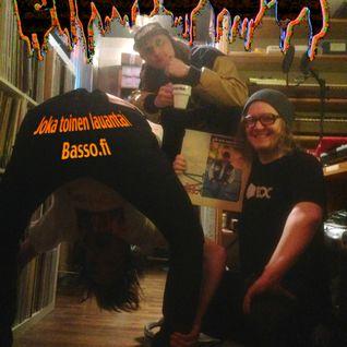 Etkoplasma 19.04.2014 @ Bassoradio // Hosted By Rico Tubbs, Kimik & Wispy