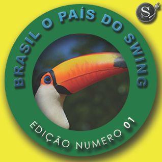Brasil o País Do Swing Edição #01
