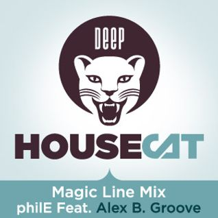 Alex B. Groove for Deep House Cat Show - 16/Mar/2012