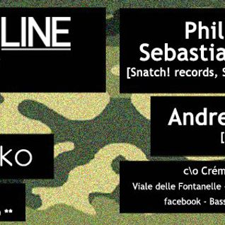 18-01-2014 Phil d'bit & Sebastiano Sedda @ creme caffè