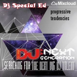 Dj Special Ed - Progressive Tendencies_DJ Mag Next Generation NTRY