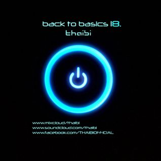 THAIBI - BACK TO BASICS #18