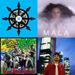 Movimientos SOAS Radio 3/2/16 w/ Baiana System, Maluca, El Guincho ft La Mala, Tribu Baharu, Bosq