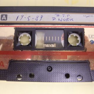 Real Mixtape at work 1989-05-19 Side A
