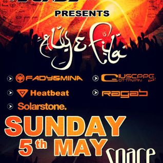 "Mohamed Ragab - FSOE Night Live @ Space Sharm 05.05.2013 ""From Sharm with Love"""