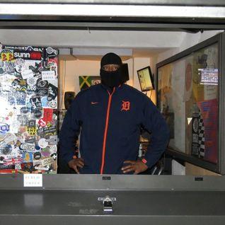 DJ Stingray - 29th January 2016