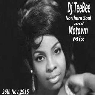 Northern Soul & Motown Mix 26th Nov. 2015.