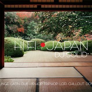 DJ Solid - HiFi Japan (TilosFM) 2016.10.01