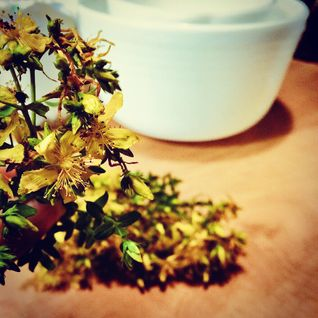 Saint John's Wort for Your Cranky Butt