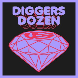 Mo Fingaz - Diggers Dozen Live Sessions (September 2015 London)