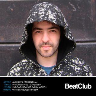 BeatClub By Alex ElVíl @ BeatLounge Radio (#52)