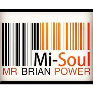 Mr Brian Power 'All Things House' / Mi-Soul Radio / Thurs 1am - 3am / 27-10-2016