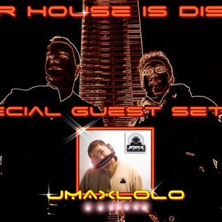 Our House is Disco #181 from 2015-06-06