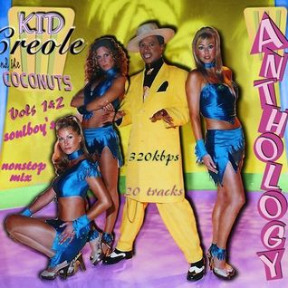most wanted kid creole anthology+jamaica bonus cd