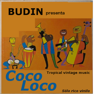 COCO LOCO tropical vintage music (only vinyl)