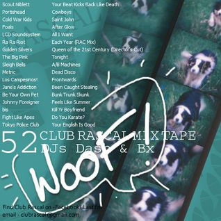 Club Rascal Mix Tape 52