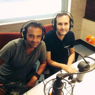 Arturo Lanz [Esplendor Geométrico] entrevista programa Lapsus Radio 3 Barcelona