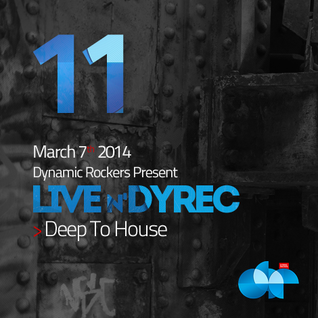 LIVE n'DYREC Radio Show – Episode #11 – Deep To House Session