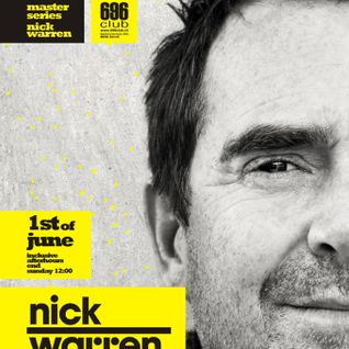 Nick Warren - Live at 696 Club, Zurich, Switzerland (01-06-2013)