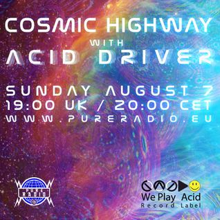 Cosmic Highway At Pure Radio Holland_07AUG2016