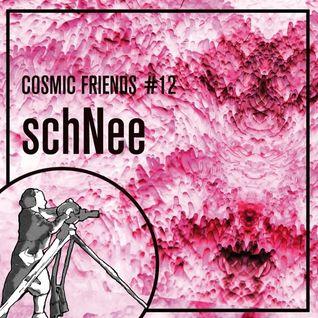 COSMIC FRIENDS 12 - SCHNEE
