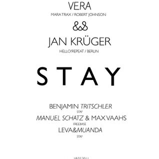 Jan Krueger b2b Vera @ Stay (Frankfurt, DE) - 18.03.11