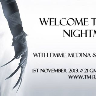 EMME MEDINA (Argentina) 'Welcome to my nightmare' 021 TM Radio (Progressive Exclusive)
