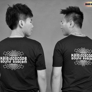 Hong Kong DJ Dot Com Pres. Audio Kaleidoscope Radio Show
