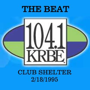 Shelter on KRBE The Beat February 18, 1995 Side B