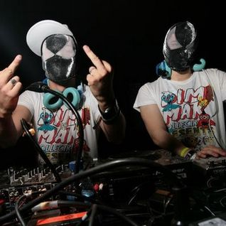 The Bloody Beetroots  live @ I LOVE TECHNO (2008.11.15)