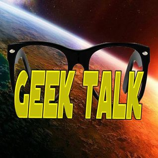 Geek Talk August 12,2016