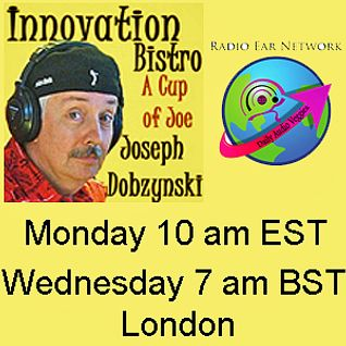 Miami Business Coach Marian Morgan on Innovation Bistro with Joey D