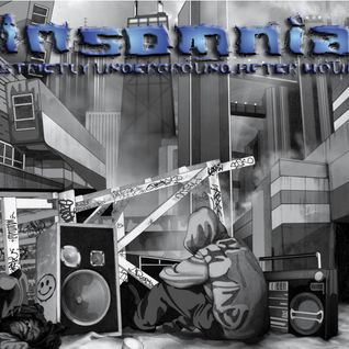 INSOMNIA After Hour Episode 9 - BASS HOUSE Edittion MIxed By Deejay Julião October 2012