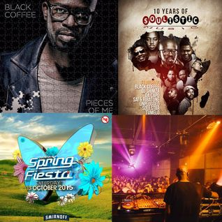 HH # 84 HouseHeads = RadioShow ( A Review At Black Coffee,s Album )