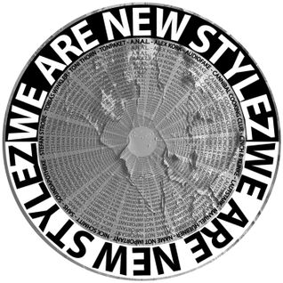 WE ARE NEW STYLEZ - A.N.A.L.