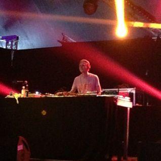 Al Lindrum Electronic set @ FUSION Festival 2013