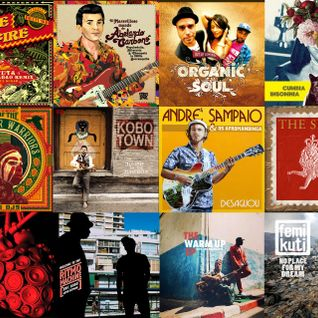 Best of 2013 Pt. 2 - Afrobeat/Hiphop/Latin/Ska