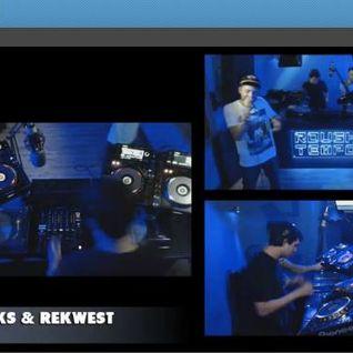 Samy Nicks & Rekwest ft MC Kerizma @ Rough Tempo, Modified Motion takeover 2015