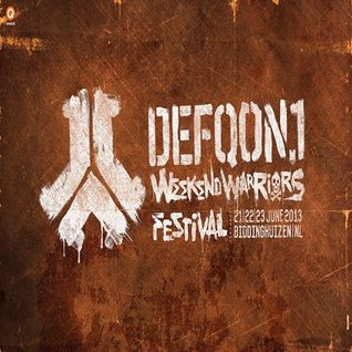 Just-Ace - Weekend Warriors (Defqon.1 2013 Warm Up Mix)