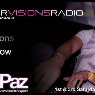 Seba Paz - innervisions World Radioshow 003