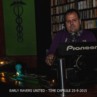 Dj Steyno Live @ Early Ravers United - Time Capsule 25-09-2015