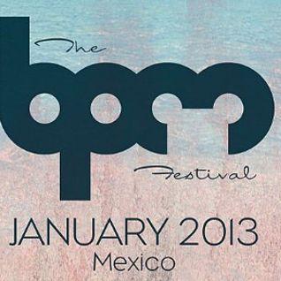 Seth Troxler vs Guy Gerber - Live @ The BPM Festival, Mamitas (Playa Del Carmen) - 13.01.2013